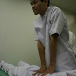 吉川敬:リラクゼーションサロン勤務(33才:京都市)